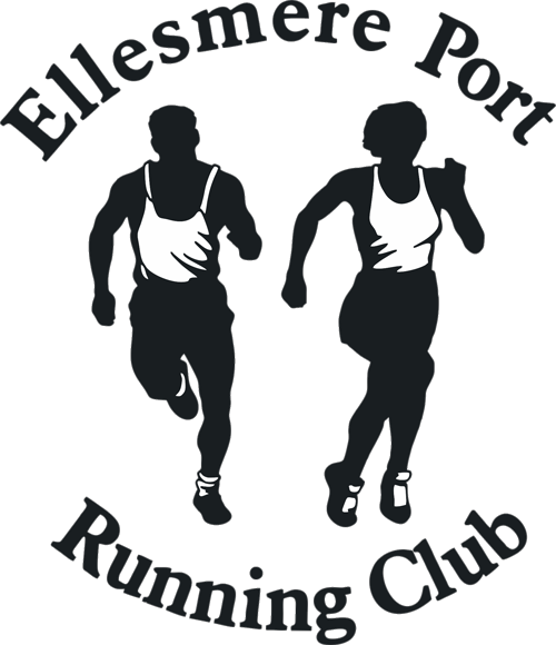 Ellesmere Port Running Club Retina Logo